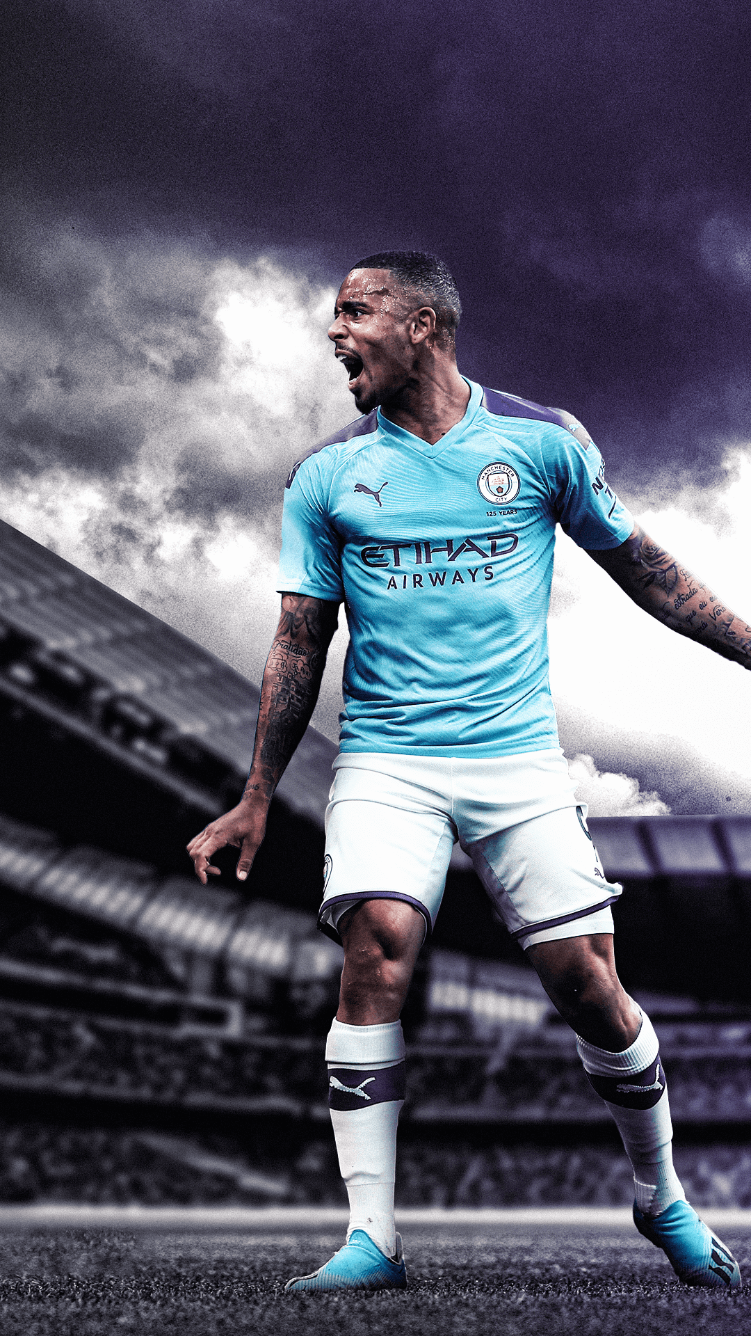 Manchester City wallpapers | FootyGraphic